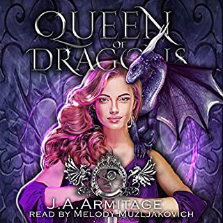 Queen of Dragons cover art