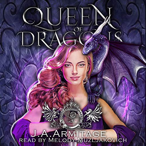 Queen of Dragons  By  cover art