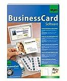 SIGEL SW670 BusinessCard Software, per la personalizzazione biglietti da visita, incl. 200 biglietti