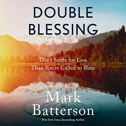 Double Blessing audiobook cover art