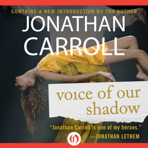Voice of Our Shadow audiobook cover art