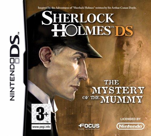 Ubisoft Sherlock Holmes - Juego (Nintendo DS, Aventura, E (para todos))