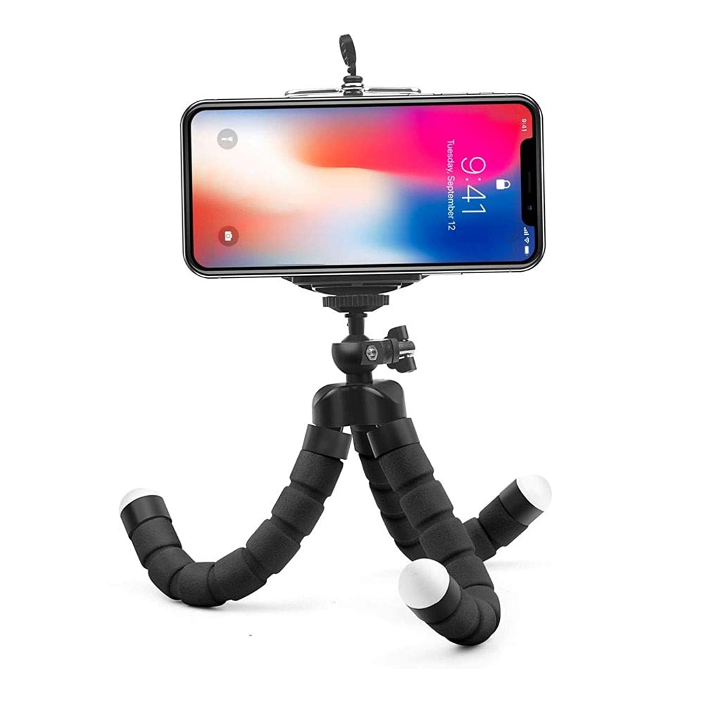 Mini Tripod for Mobile Phone or Camera Holder Tripods Clip Smartphone Monopod Tripe Stand Octopus Mini Tripod Stativ for Phone