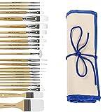 Immagine 2 conda pennelli professionali per colori