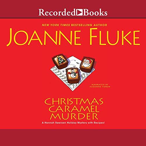 Christmas Caramel Murder cover art