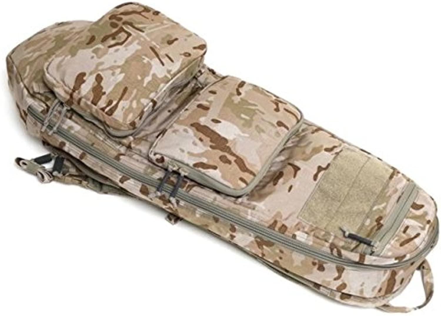 LBX TACTICAL LBX4003Arid Full Length Rifle Bag, Arid, One Size