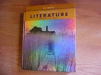 Mc Dougal Littell Literature, American Literature, Illinois Edition 0618944028 Book Cover