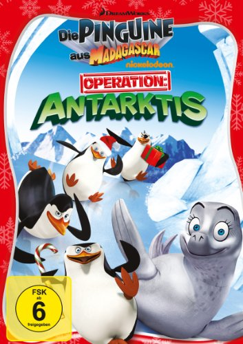 Die Pinguine aus Madagascar: Operation Antarktis