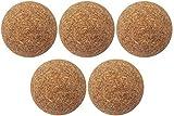 Premiergames bolas de fútbol de mesa corcho (5 bolas)