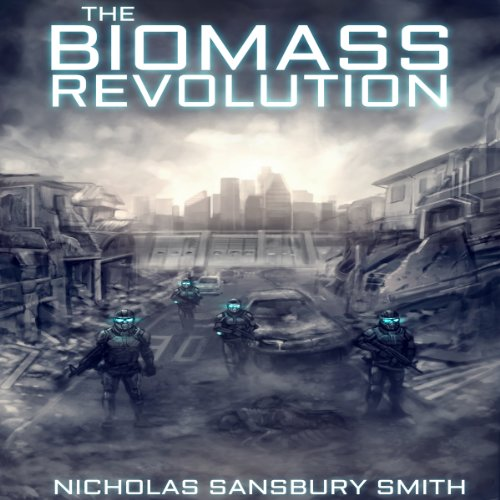 The Biomass Revolution audiobook cover art