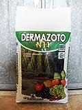 N.G.Niccolai DERMAZOTO - CONCIME Organico AZOTATO Cuoio e Pelli idrolizzati 25Kg