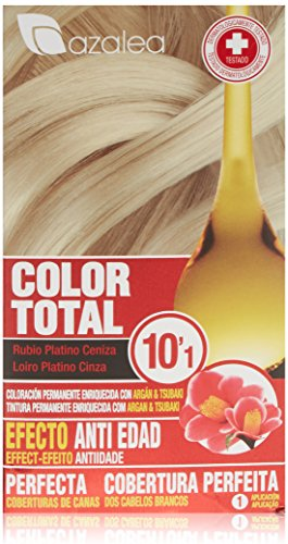Azalea Color Total Tinte Tono 10.1 Rubio