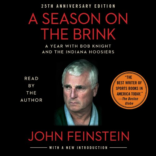 A Season on the Brink audiobook cover art