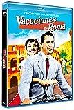 Vacaciones en Roma (BD) [Blu-ray]