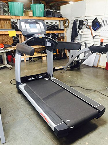 Cheapest Prices! Life Fitness Platinum Series Treadmill with Inspire Console