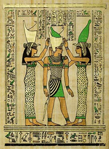 Jigsaw Puzzle 1000 Teile Ägyptische Pharao Dekorative Malerei Holzpuzzles Psychedelisches Jigsaw Impossible Puzzle Spielzeug Jigsaw Für Erwachsene,Jugendliche,Kids