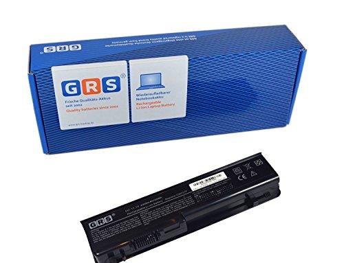 GRS Batería para DELL Studio 1745, 1749, 17, 1747, sustituye a: U164P, OW077P, 312-0186, 312-0196, A3582354, A3582355, M905P, M905P, M909P, N855P, N856P, U150P, W080P, Y067P, 4400mAh, 11.1V