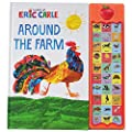 World of Eric Carle, Around the Farm 30-Button Sound Book - PI Kids (Play-A-Sound)