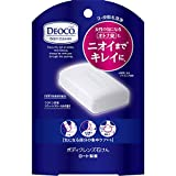 デオコ ボディクレンズ 濃縮白泥石けん スウィートフローラルの香 石鹸 75g