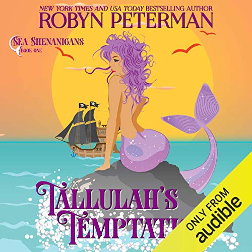 Tallulah's Temptation audiobook cover art