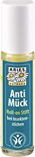 Lápiz para picaduras de mosquitos en roll-on de Aries, 10 ml, calidad Bio