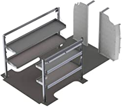 Ranger Design Delivery Van Shelving Package, Chevy Express, 135 WB – GSR-19