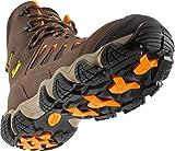 Thorogood 804-4296 Men's Crosstrex Series - 6' Waterproof, Composite Safety Toe Boot, Brown/Orange - 11 W US