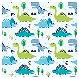 papel pintado infantil dinosaurios