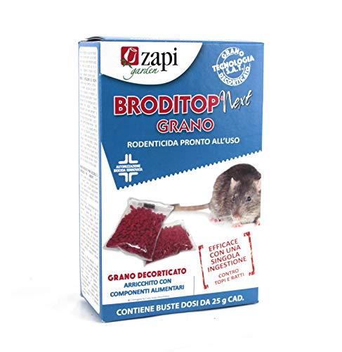 ZAPI Biocida Topicida in Grano Broditop Next 150g - Bustine 25g