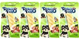 Toro Grilled Chicken Flavor Liver for Dogs (30g. x 4 Pack)