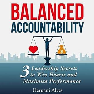 Balanced Accountability audiobook cover art