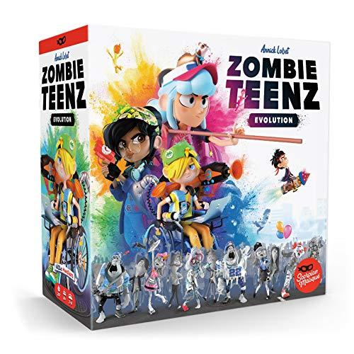Scorpion Masque 214947 Zombie Teenz Evolution Brettspiel