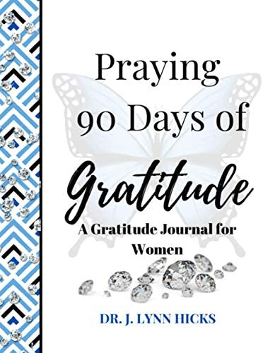 Praying 90 Days of Gratitude A Gratitude Journal for Women product image