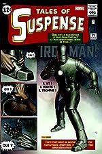 Iron Man - L'intégrale 1963-1964 (T01 Edition 50 ans) de LEE-S+HECK-D+KIRBY-J