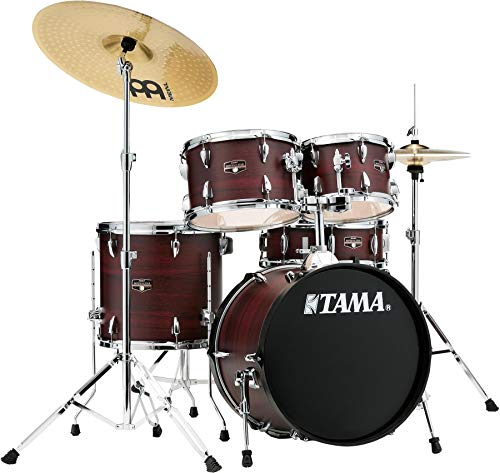 Tama Imperialstar Complete Drum Set - 5-Piece - 18 Inches Kick -...