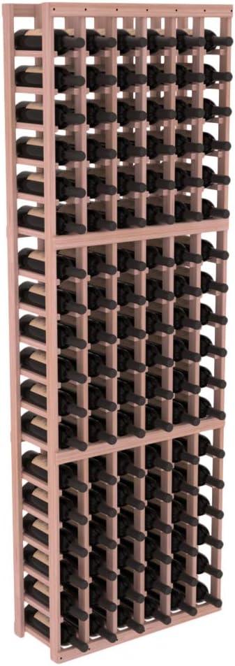 Wine Racks America Grand Mahogany 6 Cellar In a popularity Column safety Kit. Unst