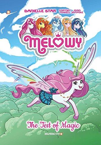 Melowy SC VOL 1: The Test of Magic