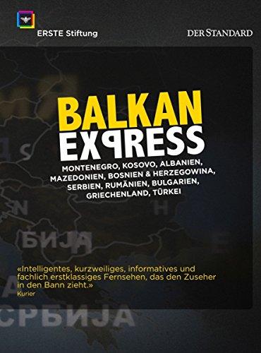 Balkan Express (5 DVDs)