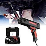 110V Ductor Magnetic Induction Heater Kit, Magnetic Heater Bolt Removal Tool Flameless Lossless Heating System for Various Machine Tools