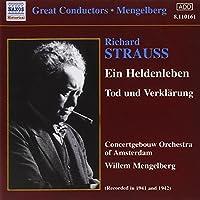 Richard Strauss: Ein Heldenleben, Tod und Verklarung (2006-08-01)