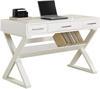 Coaster Home Furnishings 3-Drawer Writing Desk White