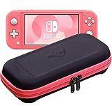 ButterFox - Funda de transporte para Nintendo Switch Lite, 19 juegos y 2 soportes para tarjetas...