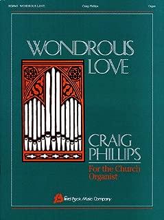Wondrous Love: Organ
