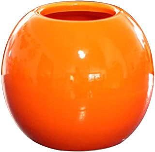 Amazon Com Vases Orange Vases Home Décor Home Kitchen