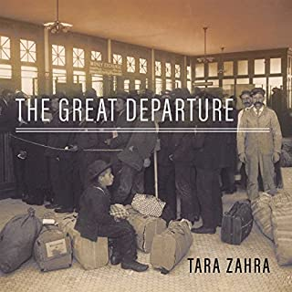 The Great Departure audiobook cover art