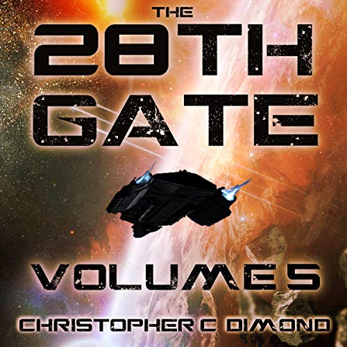The 28th Gate: Volume 5 cover art