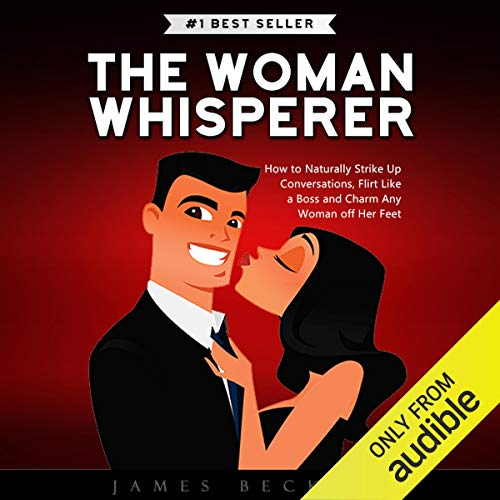 The Woman Whisperer audiobook cover art
