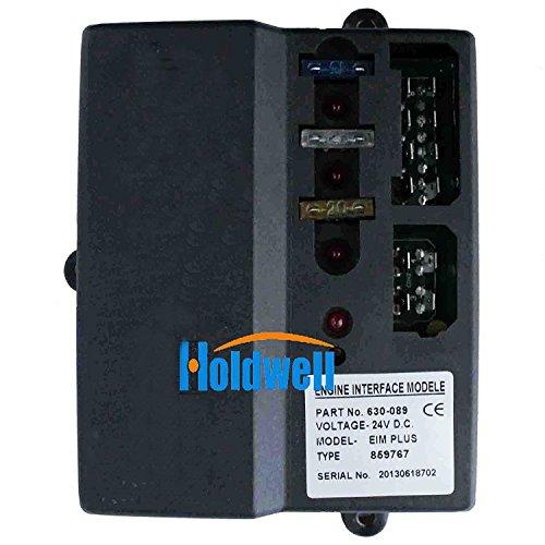 Holdwell module d'interface Eim 630–089 24 V pour FG Wilson pièces Moteur