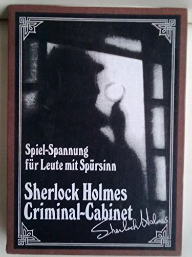 Sherlock Holmes Criminal-Cabinet. Spiel-Spannung für Leute mit Spürsinn.