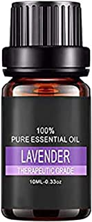 MADETEC Lavender Essential Oils 10ML Diffuser Oils 100% Pure and Natural Oils for Aromatherapy Diffuser Humidifiers